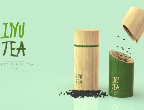 Inu-Tea – Visuel 2D / 3D et Communication
