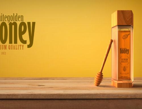 Whitegolden Honey